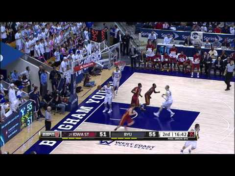 BYU vs Iowa State University Men