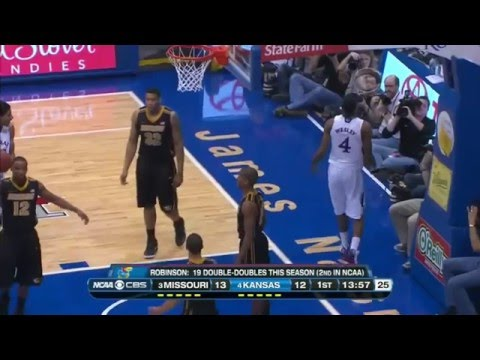 Kansas vs. Missouri - Feb. 25, 2012 (FULL GAME)