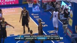 Kansas vs. Missouri - Feb. 25, 2012 (FULL GAME)