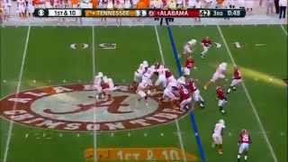 Tennessee Vols vs Alabama Elephants Hype-Up Video 2014 Return of Lane Kiffin