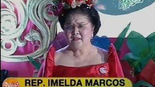 UB: Imelda Marcos, nagdiwang ng ika-86 na kaarawan