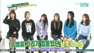 Video 141203 HD ENG SUB Weekly Idol 에이핑크 (Apink) Part2 download MP3, 3GP, MP4, WEBM, AVI, FLV Mei 2018
