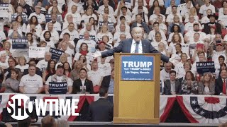 Donald Trump Wants to Punch Protester in the Face | THE CIRCUS | SHOWTIME