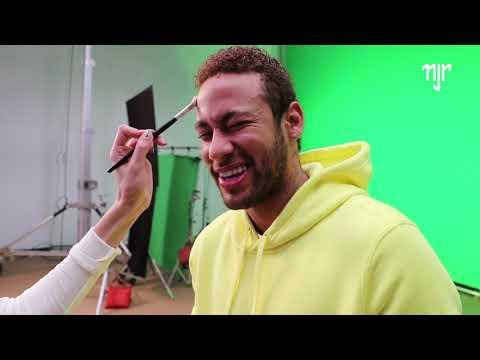 Neymar Jr   Making Of Qatar Airways