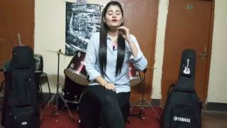 Khoya khoya chand |kala bazar| Cover| by Saloni Khanna