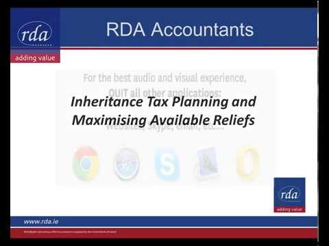 Solicitors  CPD - Inheritance Tax Planning Maximising Available Reliefs