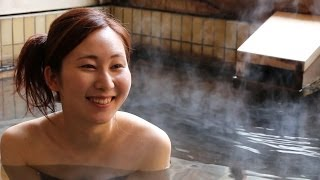 [Select Onsen Japan]厳選!日本のいい湯宿:  塵表閣 春篇 2分バージョン