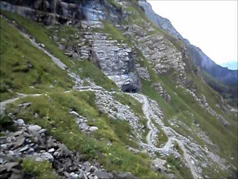 Downhill and freeride, singletrack mountain biking Alps  - VTT Bike Park Samoens