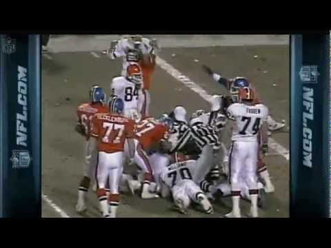 "Dick Enberg - ""The Fumble"""