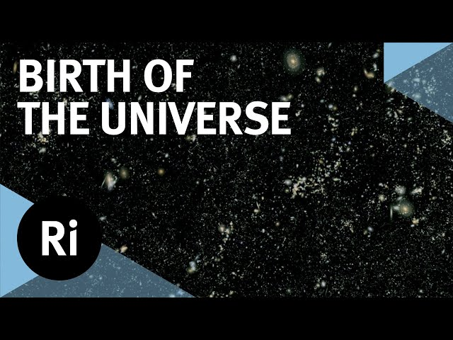 Observing the Birth of the Universe - with Lyman Page