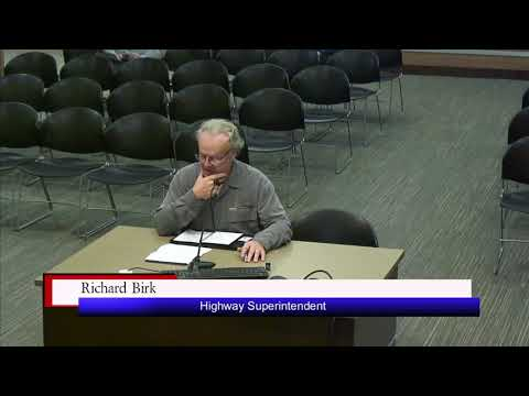 Brookings County Commission 2018-05-01