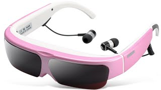 Cool Gadget from China: The 98 Inch 2D/3D Virtual Video Glasses