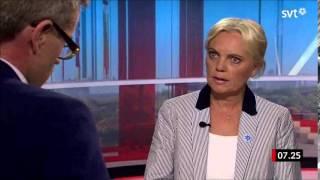 Kristina Winberg, SD