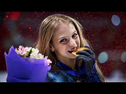 Российская фигуристка Александра Трусова побила сразу два мировых рекорда