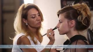 Красивый МАКИЯЖ на ВЫПУСКНОЙ, косметикой Rimmel. Видео урок макияжа от профессионального визажиста.