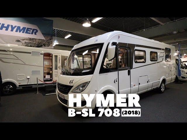Hymer B-SL 708 (2018)