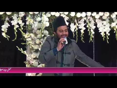 Aaqa Mera Sohna Ty Sohny Sohny Nain By Raja Mujahid Brotthers At Morgah 2018