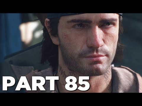 DIAMOND LAKE RESCUE MISSION in DAYS GONE Walkthrough Gameplay Part 85 (PS4 Pro)