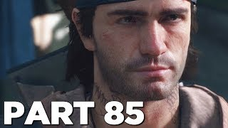 Diamond Lake Rescue Mission In Days Gone Walkthrough Gameplay Part 85 Ps4 Pro