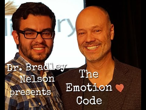 Dr Bradley Nelson speaks and demonstrates how The Emotion Code Blesses Lives!