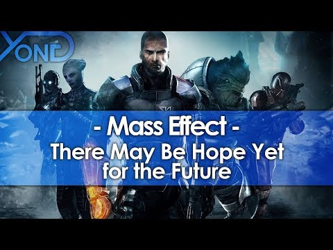 Casey Hudson Wants to Work on Mass Effect Again. Is There Hope for the Series?