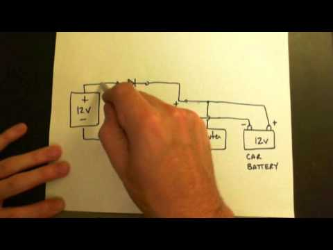 battery wiring diagrams automotive image 6