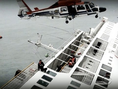 Scrutiny increases for crew of capsized South Korean ferry