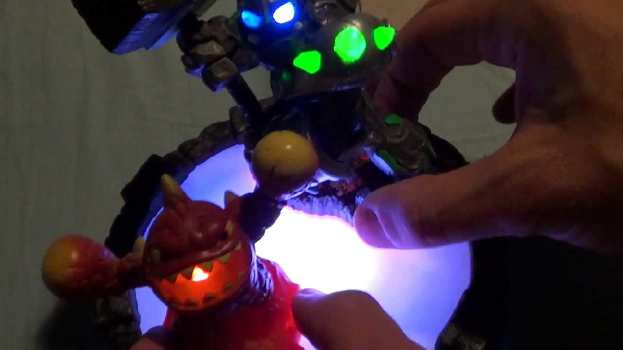 Lightcore Eruptor