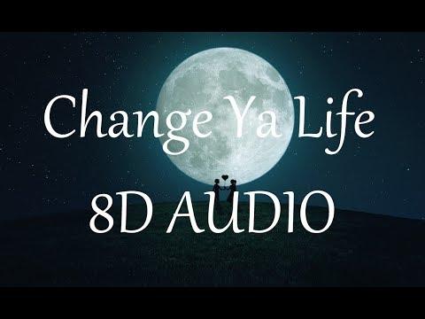 Haiti Babii - Change Ya Life (8D AUDIO)