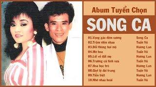 Song Ca VỌNG GÁC ĐÊM SƯƠNG - Tuấn Vũ Hương Lan | Đây Có Lẽ Là Cặp Đôi Song Ca Bolero Hay Nhất