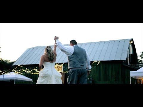 emotional-fredericksburg-barn-wedding-video