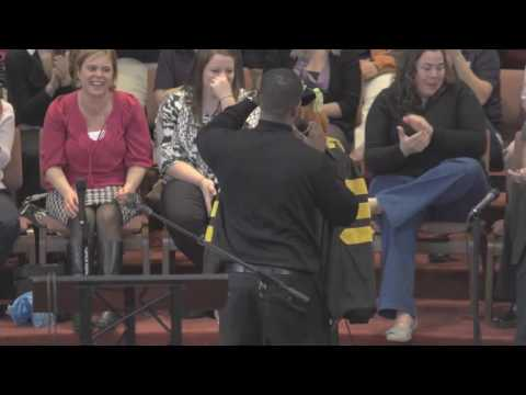 Youth Motivational Teacher Speakers Dr. Adolph Brown