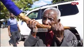 """""""Mfahamu Mzee wa miaka 88 aliyepiga Baragumu msiba wa Mwl. Nyerere"""""""