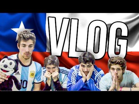 VIAJE A CHILE | VLOG