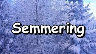Semmering. Liechtensteinhaus. BlinTime и Земмеринг