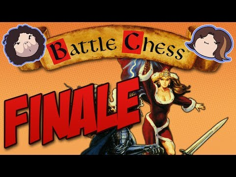 Battle Chess: Finale - PART 4 - Game Grumps VS