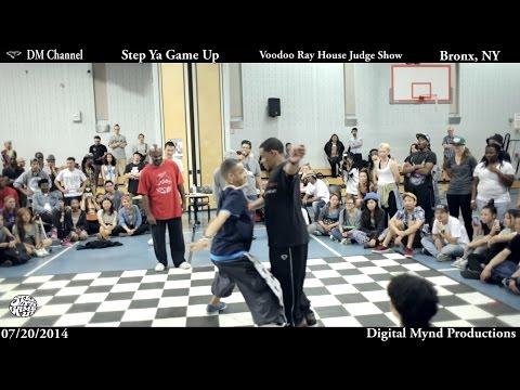 DM] Voodoo Ray House Judgeshow (Step Ya Game Up 2014)
