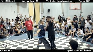 DM] Voodoo Ray House Judgeshow (Step Ya Game Up 2014)