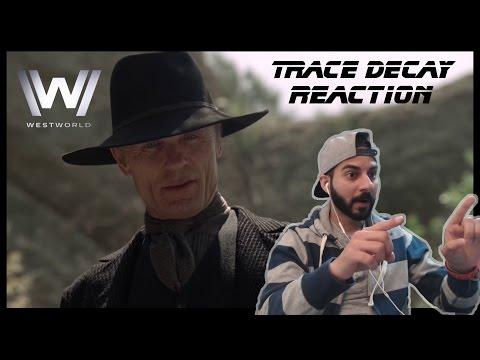 "Westworld - Season 1 Episode 8 ""Trace Decay"" REACTION! 1x8"