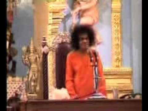 Bhaja Govindam - Sung by Bhagawan Sri Sathya Sai Baba