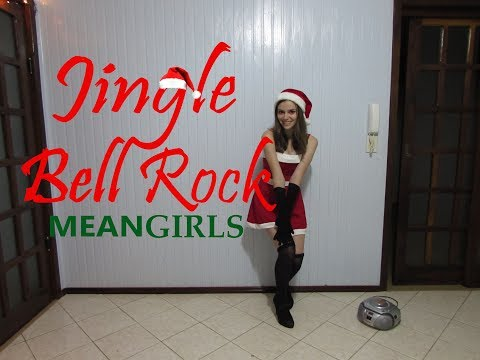 Jingle Bell Rock (Mean Girls | Remix Lele Pons) dance cover Viviane Costa