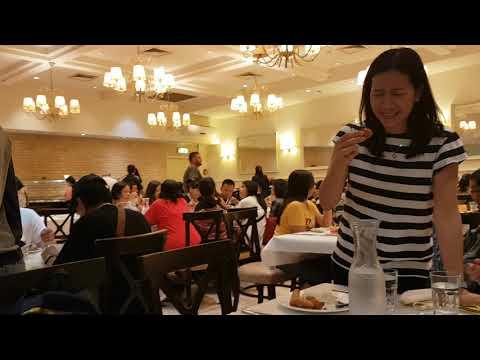 Makan Malam   Terakhir Hotel  Royal Plaza   Tiberias