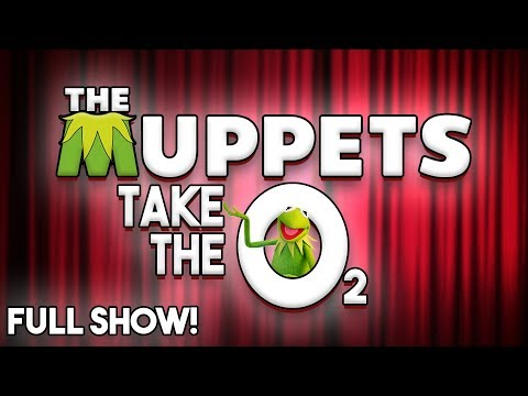 The Muppets Take The O2  Full