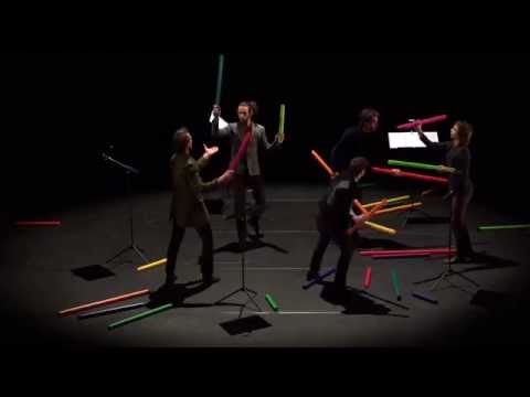 Prélude n°1 aux tubes musicaux (boomwhackers)