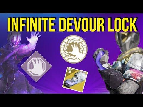 Infinite Devour Is Insane - Immortal Warlock - Destiny 2 The Revelry