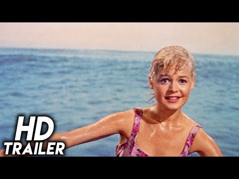 Gidget (1959) ORIGINAL TRAILER [HD 1080p]