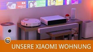 Unsere neue Xiaomi Wohnung - Xiaomi Smart home Gadgets Deutsch // Episode 1 | China-Gadgets