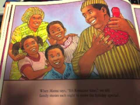ENG204- My First Kwanzaa Book