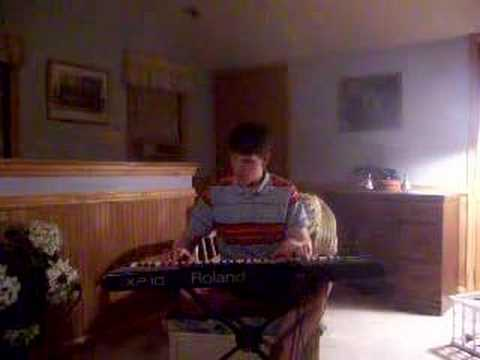 BPK - The Mummers' Dance (Loreena McKennitt) Keyboard Cover