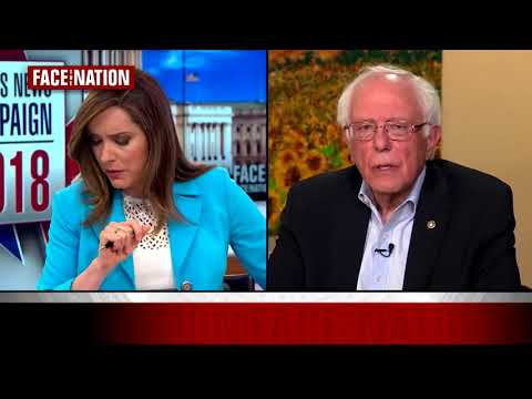 Sanders absolutely outraged by Trump's behavior in Helsinki